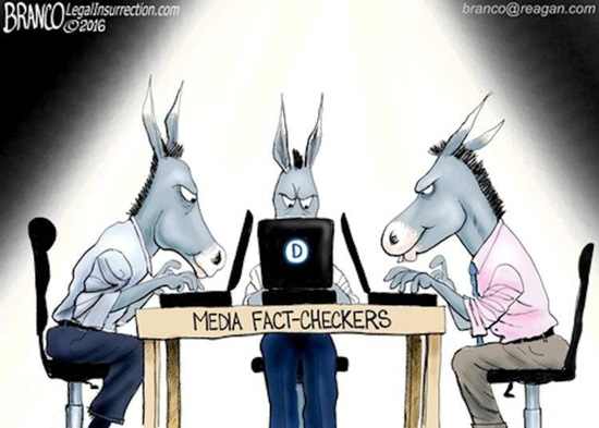 google-facebook-liberal-fact-checkers-cartoon