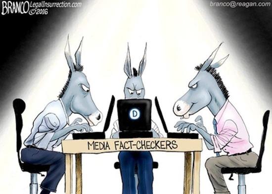 google-facebook-liberal-fact-checkers-cartoon