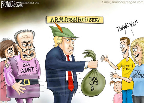 trump-robin-hood-cartoon